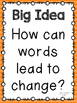 4th grade Reading WonderWorks Supplement- Unit 3 Week 4