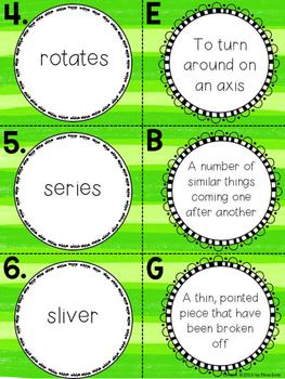 4th grade Reading WonderWorks Supplement- Unit 4 Week 4