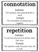 4th grade Reading WonderWorks Supplement- Unit 4 Week 5