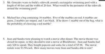 4th grade STAAR Math Practice