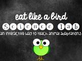 "Animal Adaptations ""Eat Like a Bird"" Science Lab"