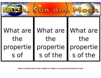 4th grade South Carolina ASTRONOMY UNIT
