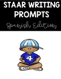 4th grade Spanish STAAR Writing Prompts
