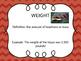4th grade Spectrum word list Introduction