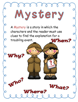 "4th grade Treasures Reading Unit 1 Week 1 ""The Mystery of the Missing Lunch"""