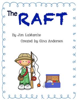 "4th grade Treasures Reading Unit 1 Week 5 ""The Raft"""