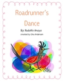 "4th grade Treasures Reading Unit 3 Week 1 ""Roadrunner's Dance"""