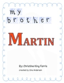 "4th grade Treasures Reading Unit 3 Week 2 ""My Brother Martin"""