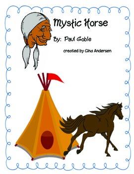 "4th grade Treasures Reading Unit 3 Week 4 ""Mystic Horse"""