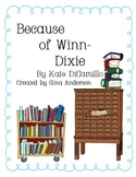 "4th grade Treasures Reading Unit 5 Week 1 ""Because of Winn-Dixie"""
