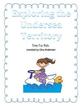 "4th grade Treasures Reading Unit 5 Week 3 ""Exploring the U"
