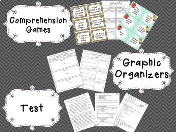 4th grade Unit 6 Reading Supplement for WonderWorks- BUNDLE!
