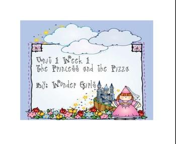 4th grade: U1W1 The Princess and the Pizza
