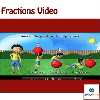 Fractions (common core math)