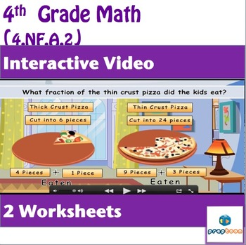 Compare two fractions
