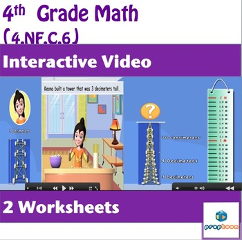 Common Core Math Activity-Decimal Notations for Fractions-