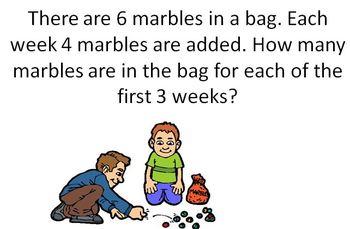 4th grade common core bingo