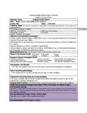 4th grade lessons plans for special Ed