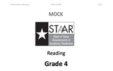 4th grade reading STAAR practice test