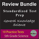 4th and 5th Grade Science Test Prep Distance Learning  Independent Study Packet