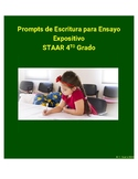 4th grade writing prompts in Spanish