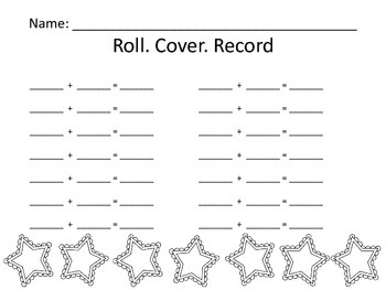 4th of July Addition Roll & Cover