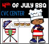 4th of July BBQ CVC Center