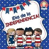 4th of July BUNDLE in SPANISH for K-1