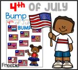 4th of July CVC Bump Game