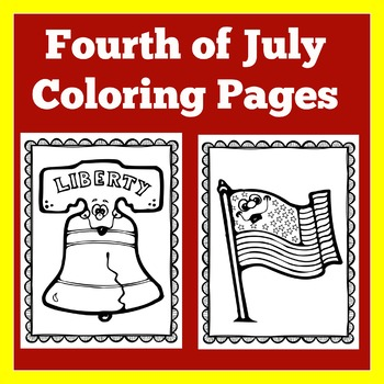 4th of July Coloring Pages | 4th of July Coloring Sheets