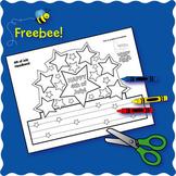 4th of July Craft FREEBEE
