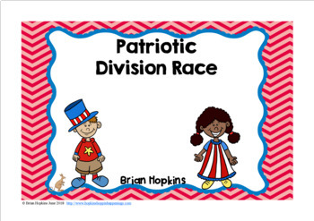 4th of July Division Race