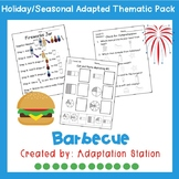 Weekly Thematic Pack: Patriotic Barbeque