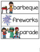 4th of July Emergent Reader!