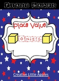 PreK - 2nd: PLACE VALUE - ONES PLACE