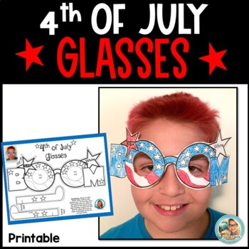 4th of July Glasses