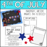 4th of July History and Activities
