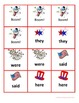 4th of July Literacy and Math Centers