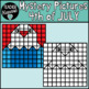 4th of July Mystery Pictures Clipart