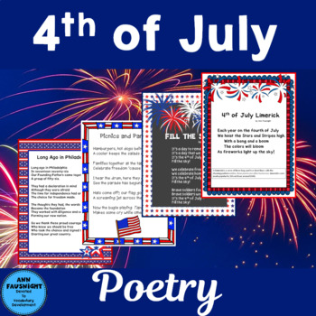 4th of July Poetry