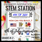 4th of July STEM Activities | Engineer Inspiration | Print