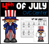 4th of July Uncle Sam CVC Matching Center
