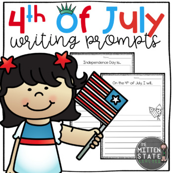 4th of July Writing Prompts