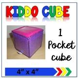 "Pocket cube 4"" x 4"""