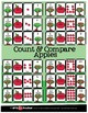 COUNT AND COMPARE APPLES - SMARTY TASK CARDS
