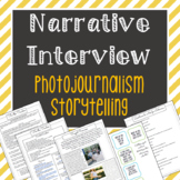 Narrative Interview: Photojournalism Portraits