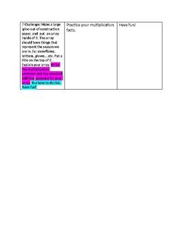 5.1-5.2 Medium Group Chapter 5 Go Math/ Grade 3