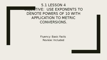 5.1 Lesson 4