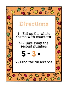 5 & 10 Facts Subtraction