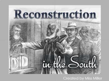 Reconstruction PowerPoint Standard 5.20 - 5.25